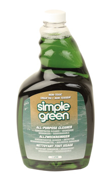Simple Green All Purpose Cleaner i gruppen Städutrustning / Städkem & Golvvård / Allrengöring hos Comfort-Control AB (32150)