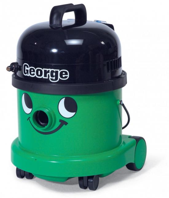 Mattvätt & möbeltvätt 6 l, George | Städmaskiner